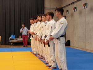 Judo team